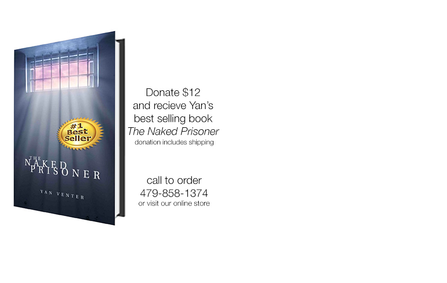 The Naked Prisoner  This adventure plays off in the heart of Africa.